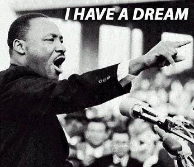 Mlk Quotes I Have A Dream Speech: I Have A Dream